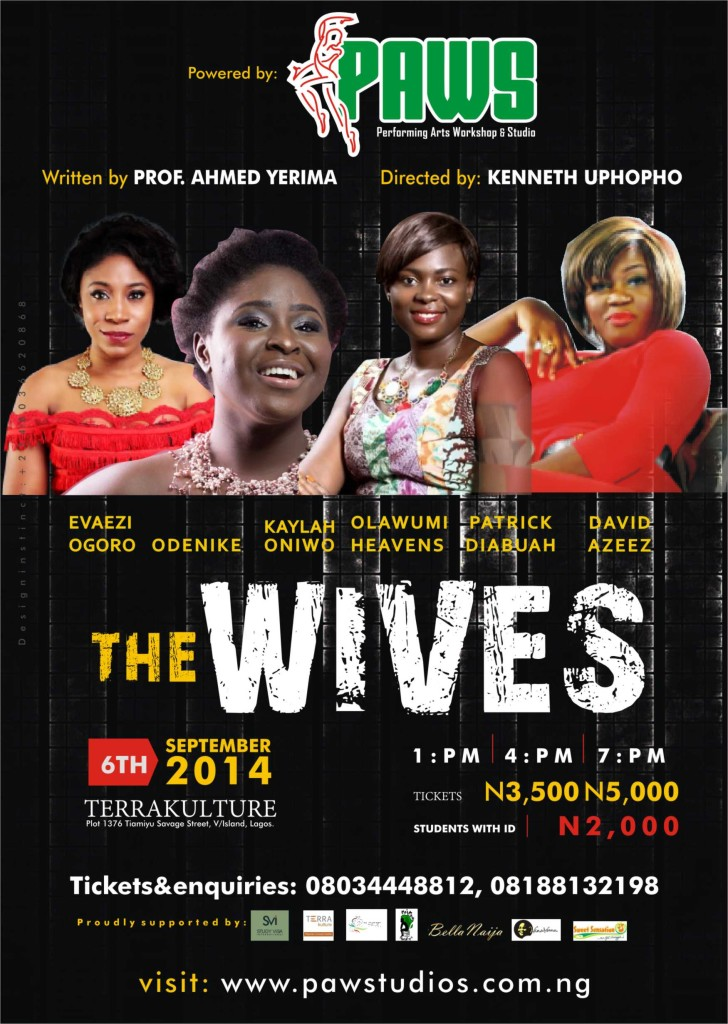 the wives - size 1