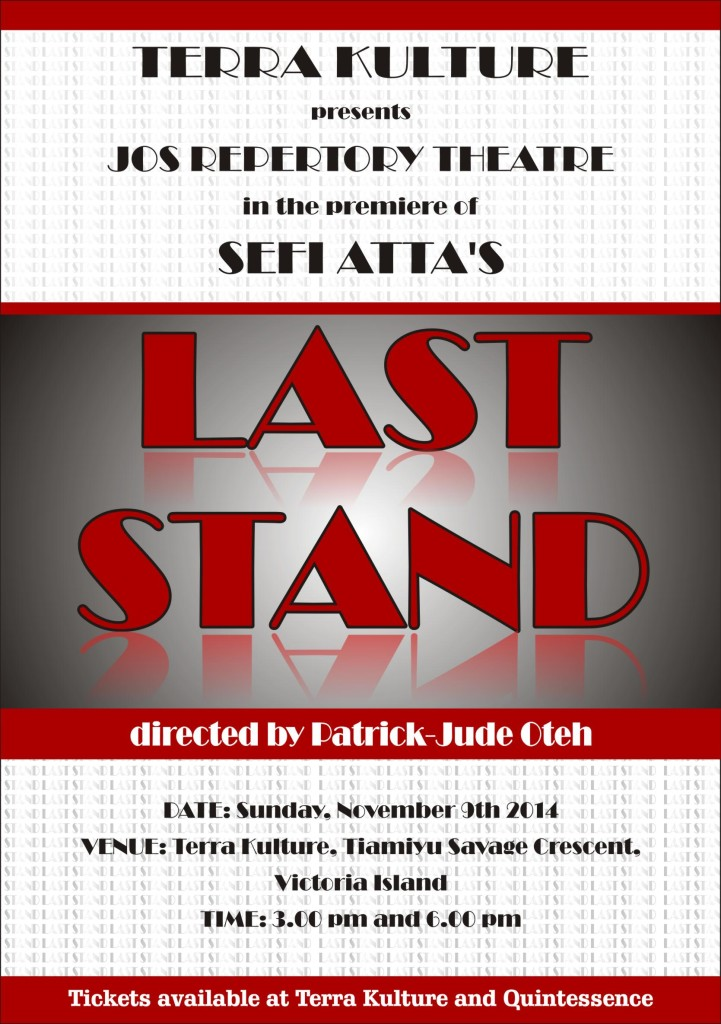 Last Stand - Poster(1)